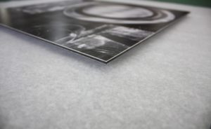 Ansicht Fine Art Print Dibond