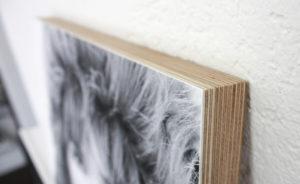 Ansicht Fine Art Print Multiplex
