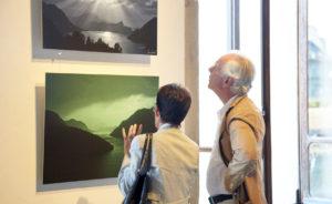 Fine Art Print Alu-Dibond Ausstellung
