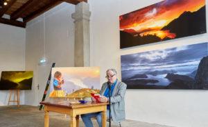 Fine Art Print Canvas Vernissage Landschaftsbilder