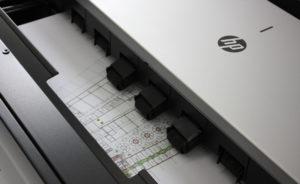 CAD Planplot